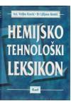Hemijsko - tehnološki leksikon