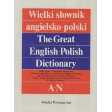 The Great English-Polish Dictionary 1/2
