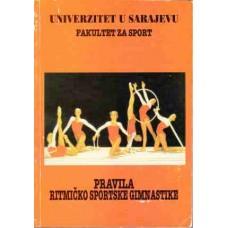 Pravila ritmičko sportske gimnastike